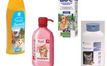 बिल्लियों के लिए fleas के सबसे प्रभावी साधनों की समीक्षा